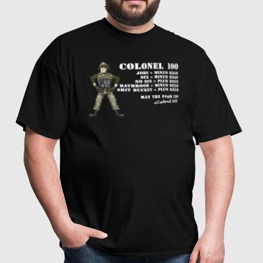 Colonel 100 Hank & Jed - Men's T-Shirt