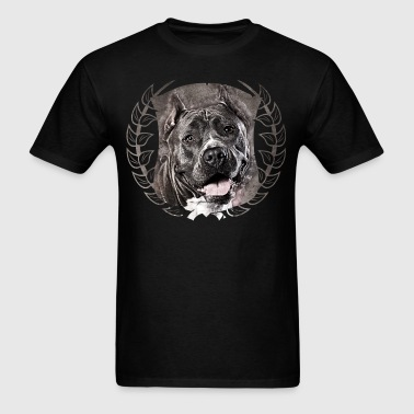 American Staffordshire Terrier - Amstaff - Men's T-Shirt