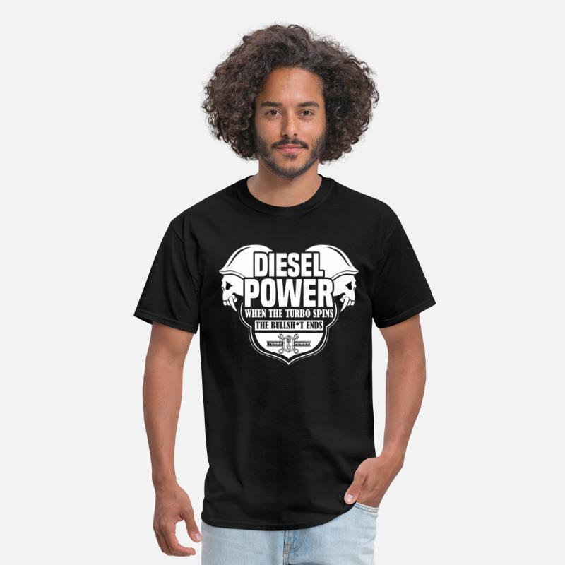 e5c565b4a Diesel Power Men's T-Shirt | Spreadshirt