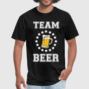 Beer Team Team Beer - Men's T-Shirt