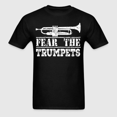 Fear The Trumpet Music - Men's T-Shirt