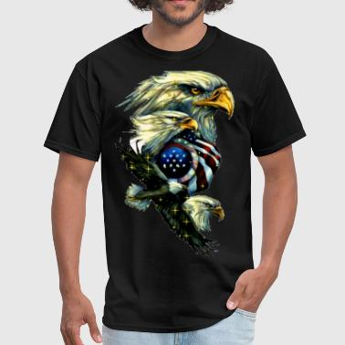 American Eagle eagle - Men's T-Shirt