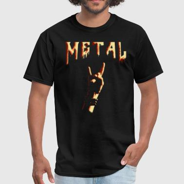 horns - Men's T-Shirt