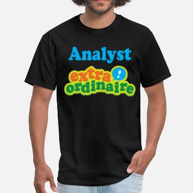 Analyst Gift Analyst Gift Career Gift - Men's T-Shirt