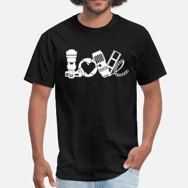 Photography Photography Love Shirt - Men's T-Shirt