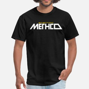 Method SCIENTIFIC METHOD by Tai's Tees - Men's T-Shirt