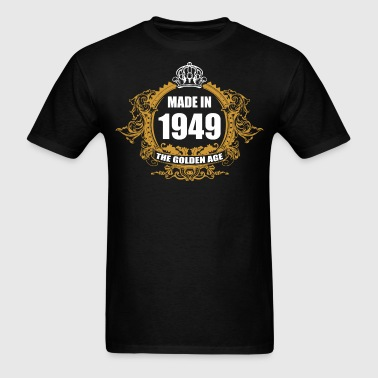 Made in 1949 The Golden Age - Men's T-Shirt