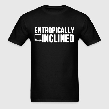 entropically_inclined - Men's T-Shirt