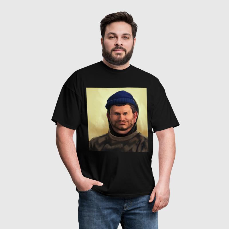 h3h3productions drawing of Ethan - Men's T-Shirt