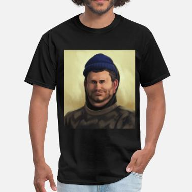 Ethan h3h3productions drawing of Ethan - Men's T-Shirt