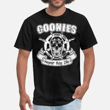 Goonies Goonies never Say Die - Men's T-Shirt