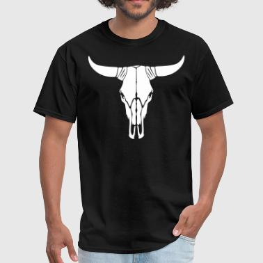 Cow skull - Men's T-Shirt