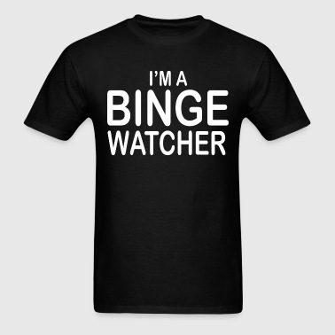 Binger Watcher - Men's T-Shirt