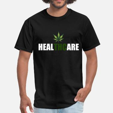 Taylor Gang HealTHCare Weed - Men's T-Shirt