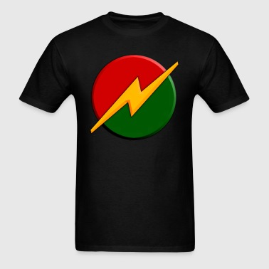 reggae symbol - Men's T-Shirt