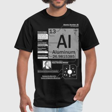 Aluminium Element Aluminum t shirt - Men's T-Shirt