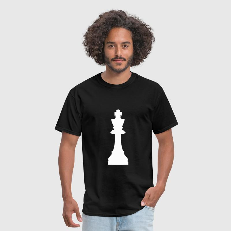 King, chess pieces King - Men's T-Shirt