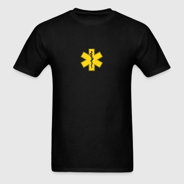 Star of Life - Men's T-Shirt