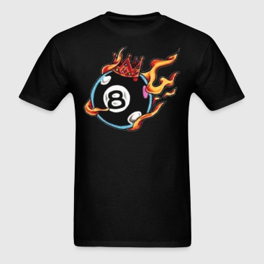 behind the 8 ball - Men's T-Shirt