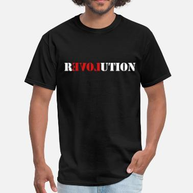 Love Revolution Love Revolution - Men's T-Shirt