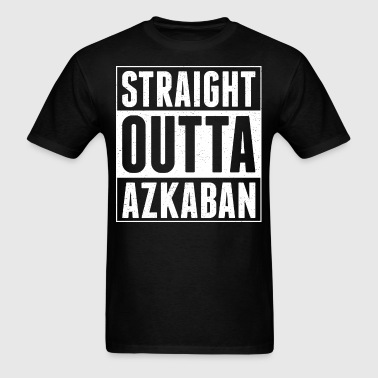 Straight Outta Azkaban - Men's T-Shirt