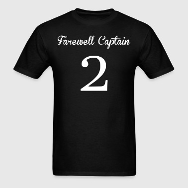 Farewell Captain - Men's T-Shirt