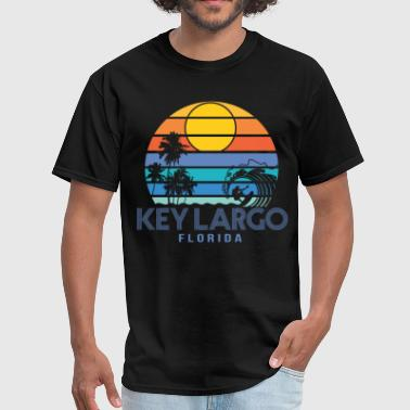 Huntington Key Largo Florida - Men's T-Shirt
