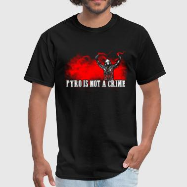 Bengalo ACAB Pyro is not a crime - Men's T-Shirt