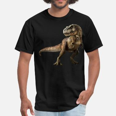 Dinosaur jurassic world - Men's T-Shirt
