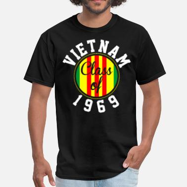 Vietnam War Vietnam Class Of 1969  - Men's T-Shirt