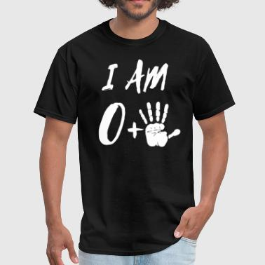 I am 0 Plus 5 - Men's T-Shirt