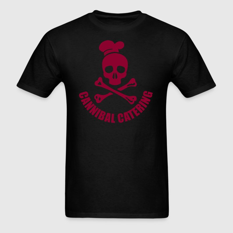 CANNIBAL CATERING - Men's T-Shirt