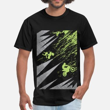 Road Bike Apparel Motocross Dirt Bike Apparel - Men's T-Shirt
