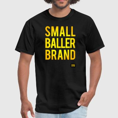 Big Baller Brand Small Baller Brand Big Funny Parody Basketball - Men's T-Shirt