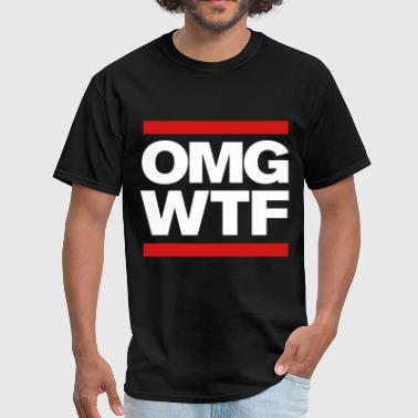 Style OMG WTF - Men's T-Shirt