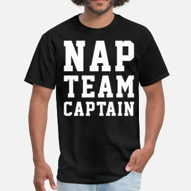 Nap Team Captain Nap Team Captain - Men's T-Shirt