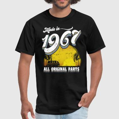 Made in 1967. 50th Birthday Gift. - Men's T-Shirt