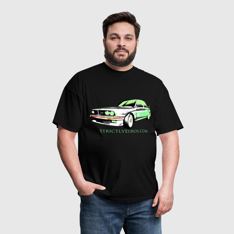 E30 M3 Retro - Men's T-Shirt