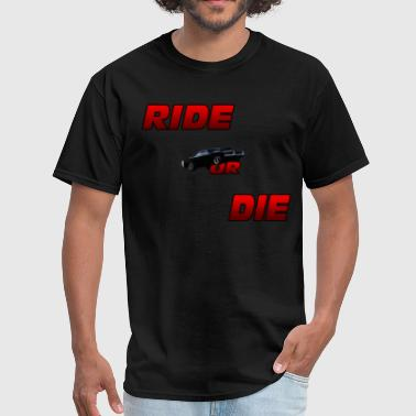 Charger Ride or Die - Men's T-Shirt