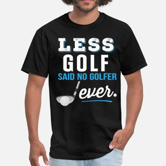 b098048a Front. Front. Back. Back. Design. Front. Front. Back. Design. Front. Front.  Back. Back. Golf T-Shirts - Funny Golf Joke Golfing Gift - Men's ...