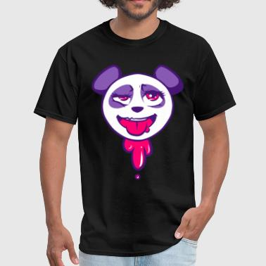 Ahegao Panda - Men's T-Shirt