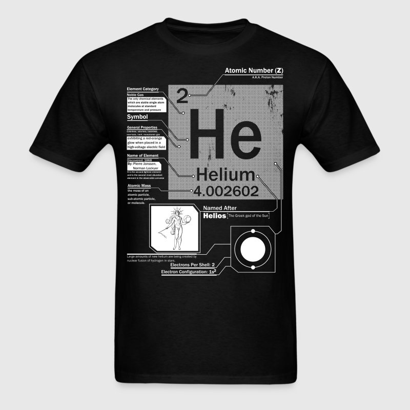Helium t shirt - Men's T-Shirt
