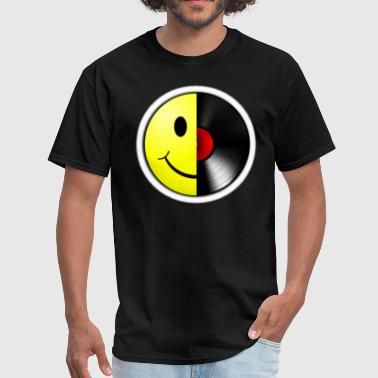 Acid House Techno Acid House - Men's T-Shirt