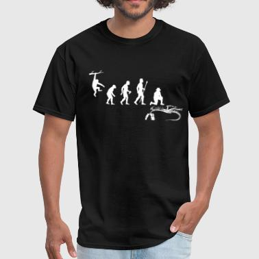 Evolution Paleontology - Men's T-Shirt