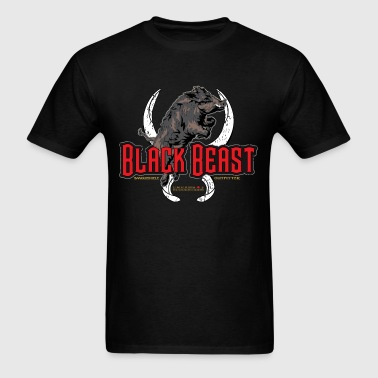 black beast - Men's T-Shirt