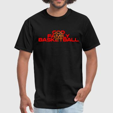God Family Basketball - Men's T-Shirt