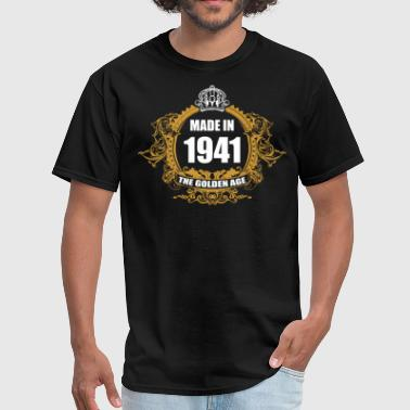 1941 Made in 1941 The Golden Age - Men's T-Shirt