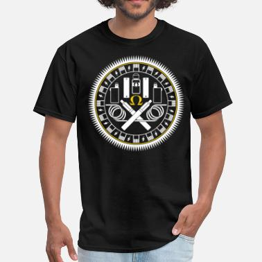 Ohms Law Vape-Shirt - Ohm - Men's T-Shirt