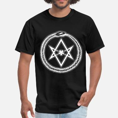 Hexagram OUROBOROS & HEXAGRAM - Men's T-Shirt