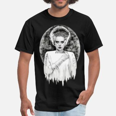 Horror Bride of Frankenstein - Men's T-Shirt